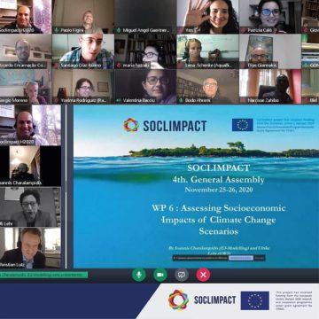 Canarias, junto a otros 11 archipiélagos europeos, analizan el impacto del Cambio Climático en islas
