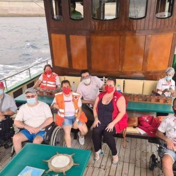 Cruz Roja en La Palma continúa con su compromiso con las personas con diversidad funcional