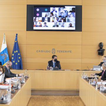 El Cabildo de Tenerife apoya a los guías y empresas de turismo activo mediante una campaña de sensibilización