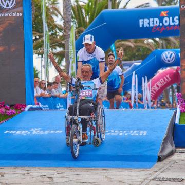 La Bluetrail abre la inscripción para personas con discapacidad que quieran participar en el Reto