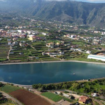 El agua regenerada ayuda al nuevo récord de las balsas de la isla, con el 87% de almacenamiento