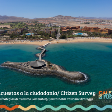 La concejalía de Turismo propone una Encuesta popular para desarrollar la Sostenibilidad Turística en Destino