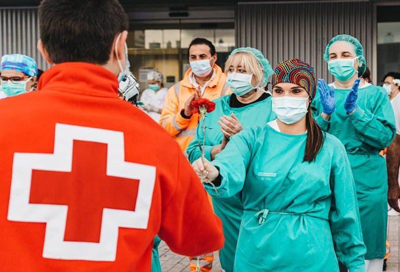 El estado de salud del 35% de las personas atendidas por Cruz Roja durante la pandemia ha empeorado