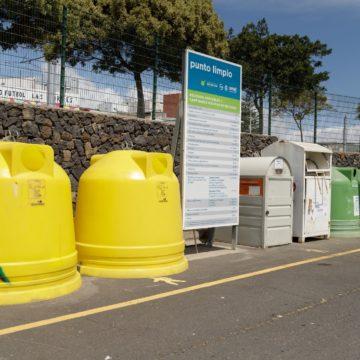 El Cabildo apela a la implicación ciudadana para impulsar el reciclaje en la isla