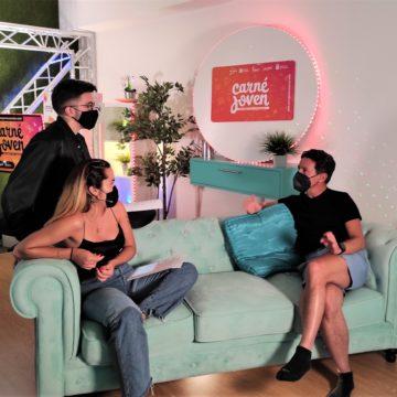 El Carné Joven TV viaja con la juventud