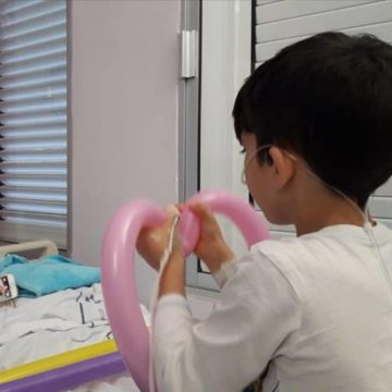 El proyecto Infancia Hospitalizada, de Cruz Roja Juventud, se reinventa durante la pandemia