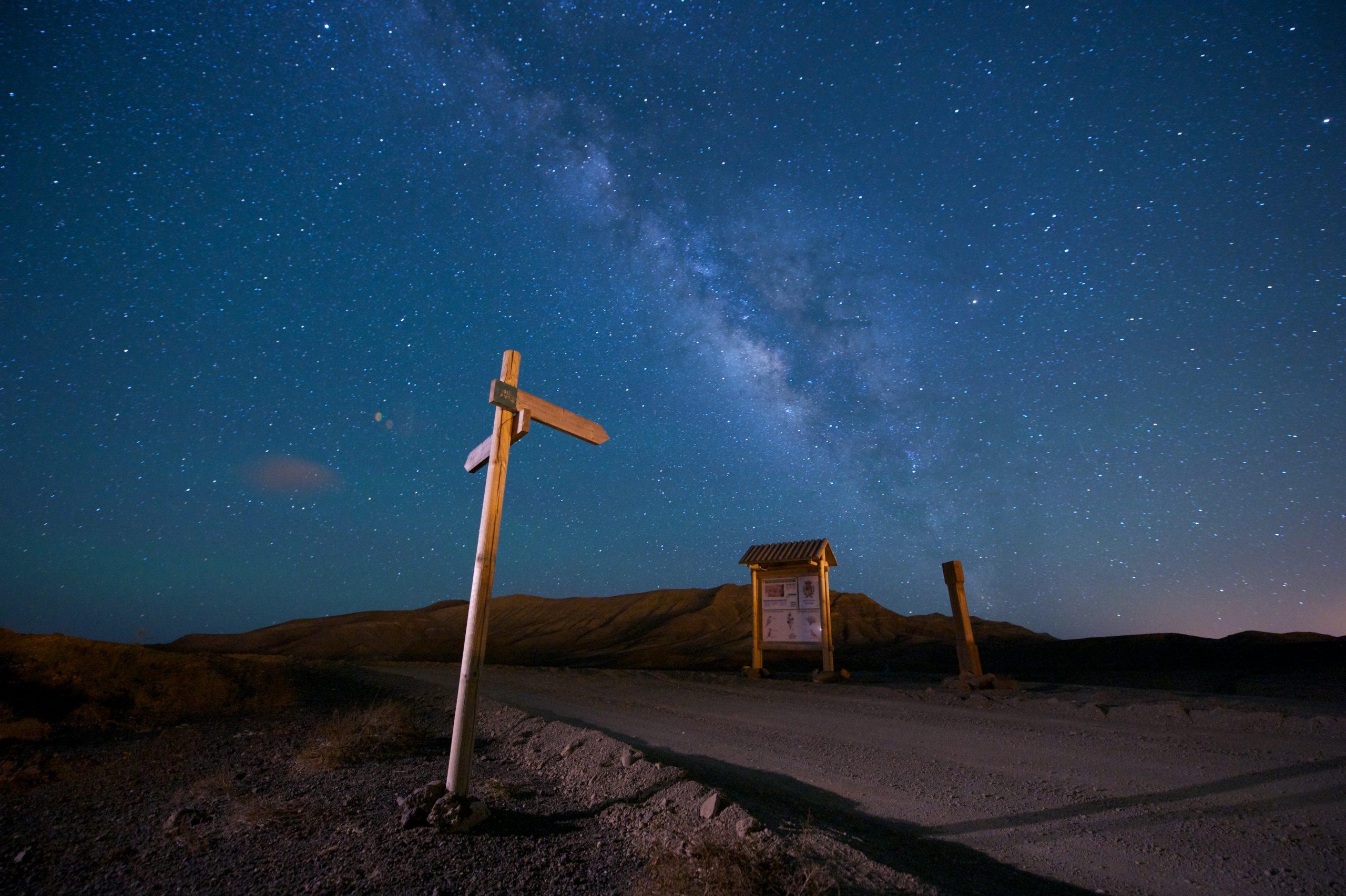 Fuerteventura renueva su certificación como Reserva Starlight