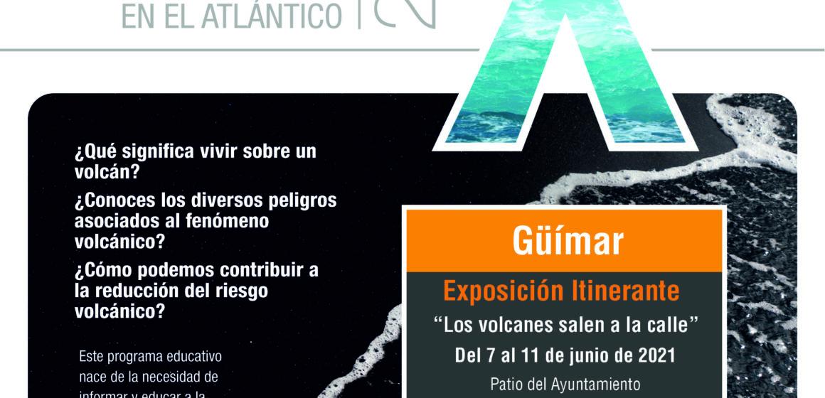 """Güímar acogerá el programa educativo """"Canarias: una ventana volcánica en el Atlántico"""""""