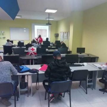 """Cruz Roja desarrolla el proyecto """"Diversificación Profesional"""" para personas desempleadas y en ERTE en la provincia tinerfeña"""