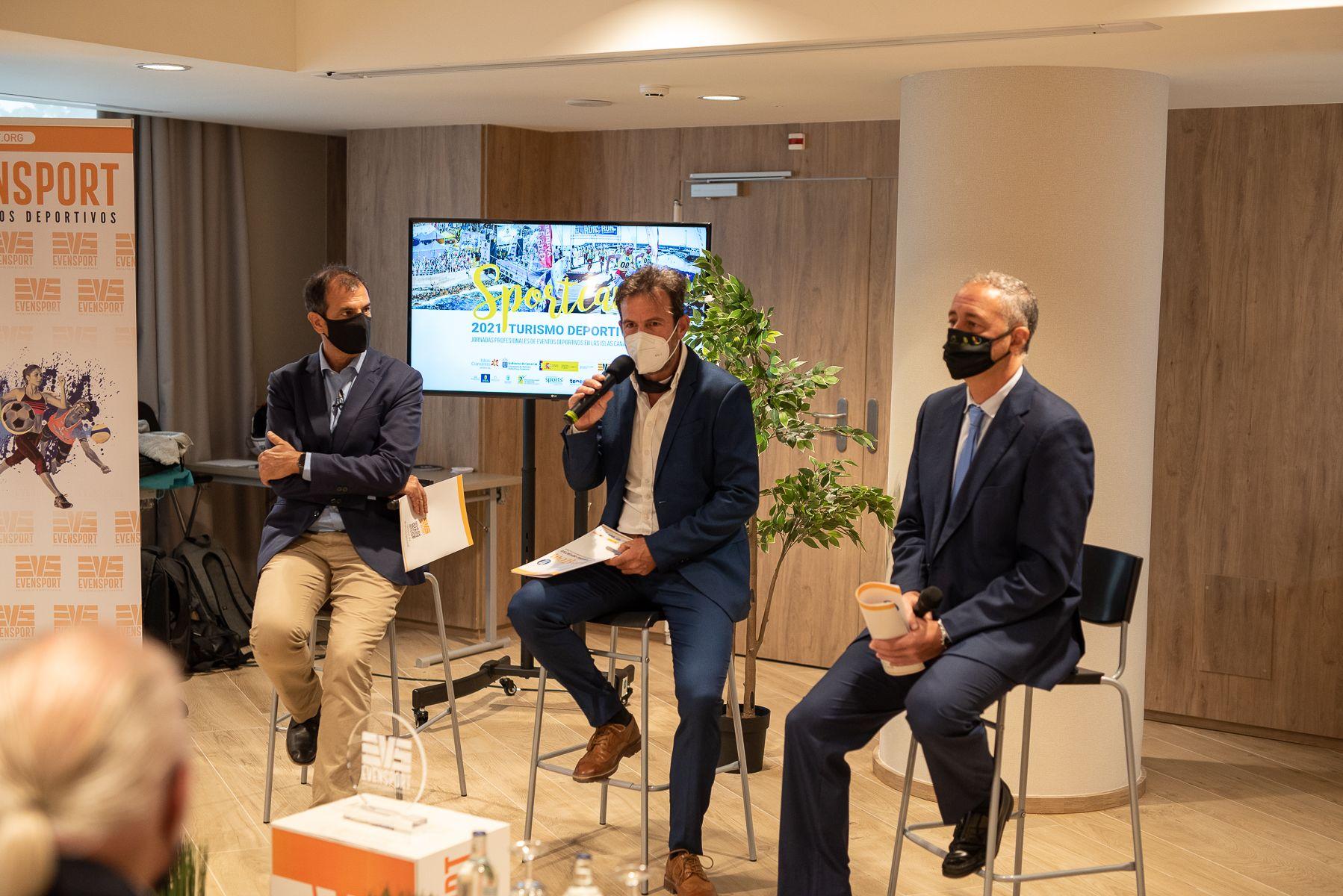 Sportcan reflexiona sobre Turismo Deportivo en unas participativas jornadas profesionales