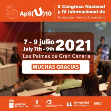 El Congreso Internacional ApS(U)10 congrega a casi 300 participantes