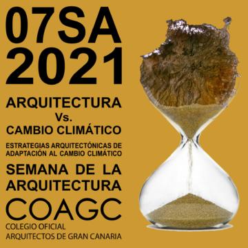 La 7ª Semana de la Arquitectura analiza la arquitectura en el contexto del cambio climático