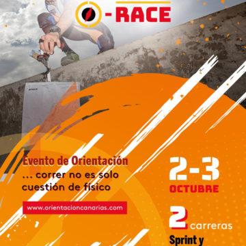 Lanzarote O-Race estrena la orientación en la isla en una prueba que une deporte, orientación y turismo.